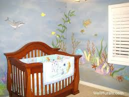 underwater themed nursery ocean crib bedding ocean nursery decor