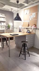 craft room lighting. The BEST Ikea Craft Rooms Organizing Ideas - This Is A Room Inside An IKEA Lighting