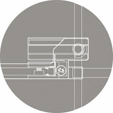 <b>Cezares Slider SLIDER</b>-AH-1-80/90-80-C-Cr 80/90x80 стекло ...