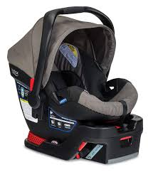 com britax b safe 35 side impact protection infant car seat with base slate strie baby