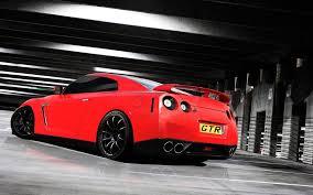 Red Nissan Gtr Wallpaper - Best HD Wallpaper