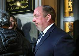 Former state senator Brian Joyce indicted on federal charges - The Boston  Globe