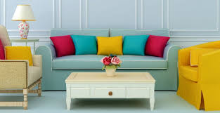 Get New Look With Trendy Home Decor  ABetterBead  Gallery Of Bright Color Home Decor