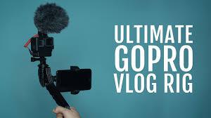 The BEST GoPro Microphone & Vlogging Setup - YouTube