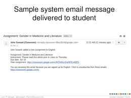 email teacher google classroom set up and tips for teachers