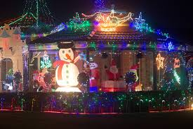 Aubin Grove Christmas Lights Tis The Season To Shine Where To Find Perths Best