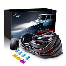 heng s wiring diagram wiring library amazon com mictuning led light bar wiring harness fuse 40amp relay on off