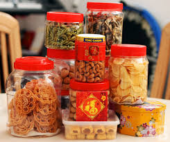 12 Snacks We All End Up Eating During Chinese New Year No