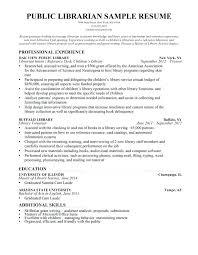 Sample School Library Media Specialist Resume Social Job And