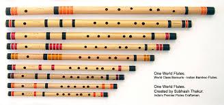 8 Hole Carnatic Flute Finger Chart One World Flutes