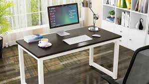 Computer desk office Small How To Build Simple Desk Office Desk Diy Tds Office Design How To Build Simple Desk Office Desk Diy