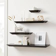 slim floating shelves collection