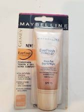 maybelline ever fresh makeup ultra fort foundation cameo 020