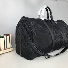 Designer Travel Bags Ladies Hot Designer Travel Bag For Women Mesh Yarn Ladies Handbag Top Quality Fashion Retro Package Size 50 29 23cm Kids Bags Handbags For Girls From
