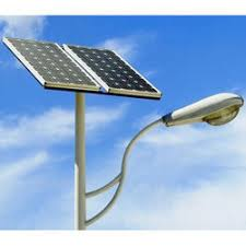 Street Light With Lithium Battery Control System2Solar System Street Light