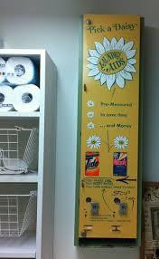 Soap Vending Machine Beauteous RARE Vintage Vending Machine Pick A Daisy Laundry Soap Authentic