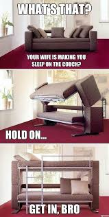uncomfortable couch. Your Couch Turns Into A Bunk Bed? It\u0026#039;s Still Going To Uncomfortable I