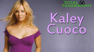 Kaley Cuoco | EVERY movie through the years | Total Filmography | Big Bang  Theory to Harley Quinn - YouTube