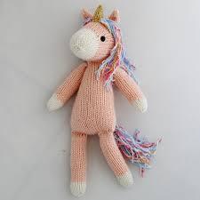 Nilla the Unicorn pattern by Rachel Borello Carroll - Ravelry
