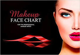 the face charts for makeup artists note workbook makeup book u makeup face charts by elanoir 0763164144354 amazon books