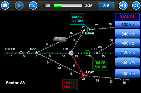 sector 33 nasa s free air traffic control game