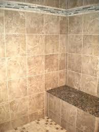 tile shower bench ideas. Contemporary Ideas Bathroom Shower Seat Ideas Bench Tile Best  Final  Intended Tile Shower Bench Ideas