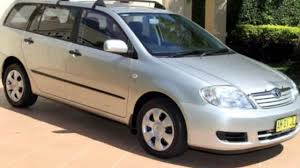 2006 Toyota Corolla ZZE122R 5Y Ascent Silver 4 Speed Automatic ...