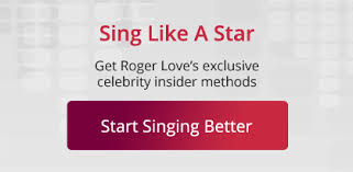 Roger Love | Online Voice Training & Singing Training