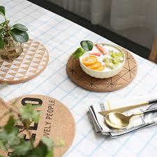 Style Européen Résineux Napperon Cuisine Accessoires Décoration