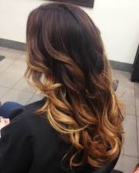Image result for copper colour melt hair