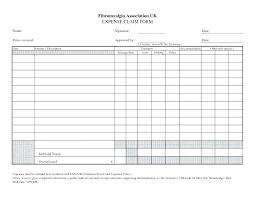 Mileage Expense Template Mileage Expense Report Template