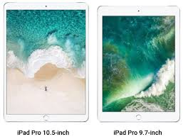 ipad size comparison narrower side bezels compared to 9 7 inch model apple ipad pro