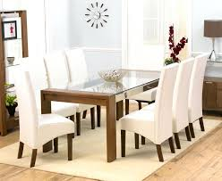 dining room table for 8 gl dining room table 8 chairs decor ideas and seat 8
