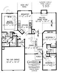 177 best house ideas images on pinterest small house plans House Plans With 3 Car Garage Apartment delbarton d house plan 09434, 3 Car Garage with Apartment Floor Plans