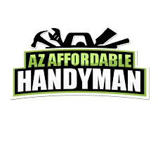 AZ Affordable Handyman Logo Design – ProlificPrints.com