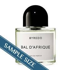 <b>Byredo</b> Sample - <b>Bal d</b>'<b>Afrique</b> Eau de Parfum 0.7ml <b>Fragrance</b>