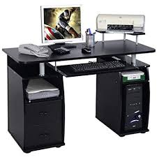 office work desk. Computer PC Desk Work Station Office Home Raised Monitor\u0026Printer Shelf  Furniture Office Work Desk L