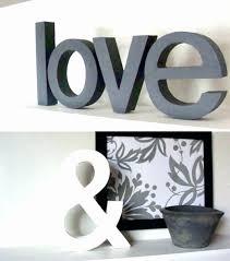 custom wall art home decor ampersand home decor inspirational ampersand decorations home decor letters homely design love