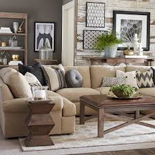 U Shaped Couch Living Room Furniture Sectional Sofas Living Room Furniture Bassett Furniture