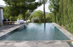 ... Gorgeous Swimming Pool Design Ideas : Awesome Outdoor Living Space Decorating  Design Ideas With Rectangular Swimming ...