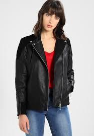 yas yaslina jacket leather women clothing jackets black
