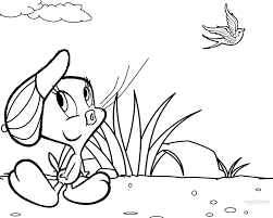 Small Picture Printable Tweety Coloring Pages For Kids Cool2bKids