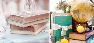 wedding centerpiece ideas books