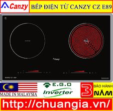 Bếp Điện Từ Canzy CZ E89 – GIÁ RẺ – CHUANGIA.VN