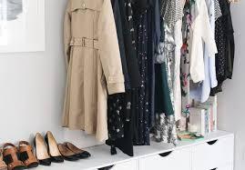 rollers diy wardrobe bar rack bifold rod doors storage canadia shelving organizer closet target height hanging