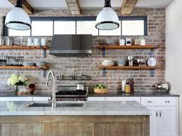 Small Picture Cool Kitchen Idea Open Shelving Open shelving Industrial