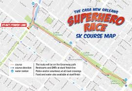course map the superhero race new orleans Superhero Map Superhero Map #14 super hero map minecraft