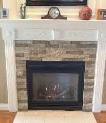 Amazing Fake Stone Fireplace  SuzannawintercomFake Stone Fireplace
