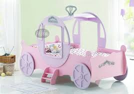 Image of: cinderella carriage bed color