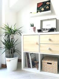 kallax shelf unit how i customized my shelving unit with doors shelf birch effect shelving unit kallax shelf unit